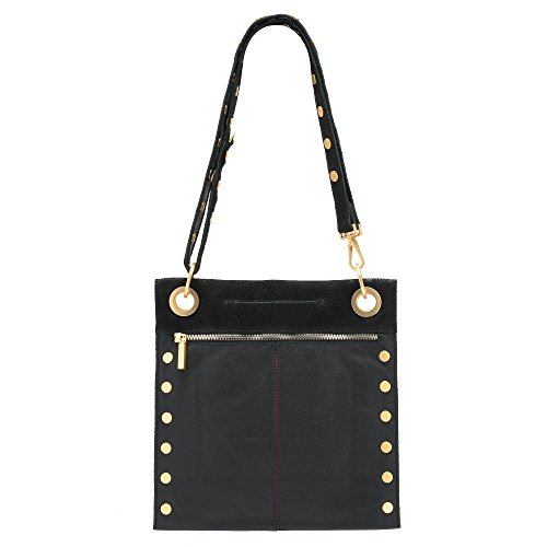 Bag Crossbody Hammitt Montana Gold Black Women's Schwarz Brushed Reversible xHaPTU