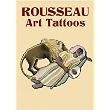 Henri Rousseau Art Tattoos (Dover Tattoos) by Henri Rousseau (2003-06-23)