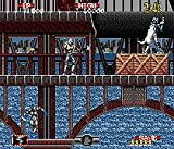 16bit MD Sega game card--- .SHADOW DANCER