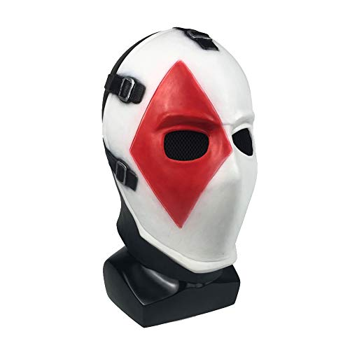 Fortnite Mask Poker Face Mask Dress Up Game COSPLAY Props Christmas Gifts, 1 - - Amazon.com