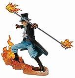 Banpresto One Piece 5.9-Inch Sabo DXF Figure, Brotherhood II