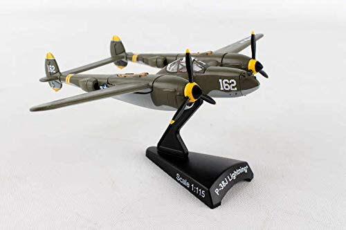 Postage Stamp PS5362-4 Lockheed P-38 Lightning 23 Skidoo 1:115 PS5362-4 ()