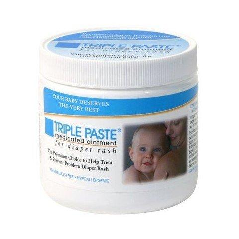 Triple Paste Diaper Rash Ointment - 10.0 Oz.