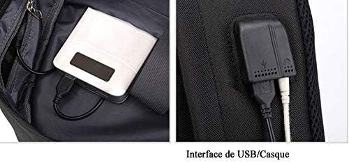 Noir #2 Grand Volume USB Sac /à Dos Kpop BTS Sac du Sport Voyage Randonn/ée Sac d/école pour /étudiants Greetuny