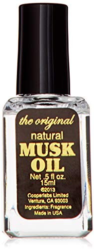 - Cabot Labs Musk Oil 1/2 oz.