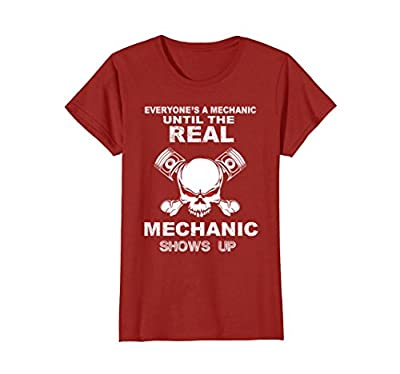 Funny Mechanic T Shirt   Christmas T shirt For Mechanics
