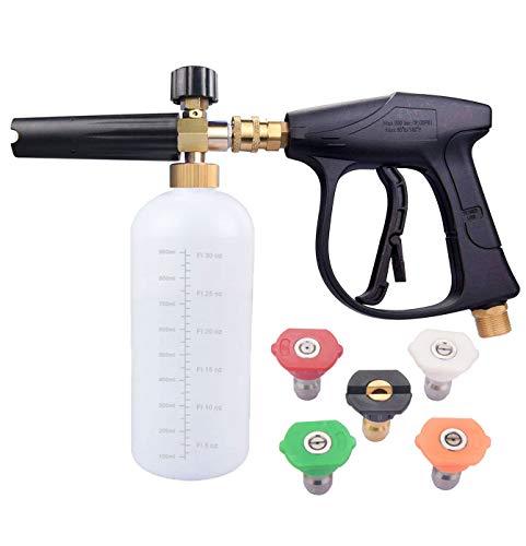 JWGJW Adjustable Foam Cannon