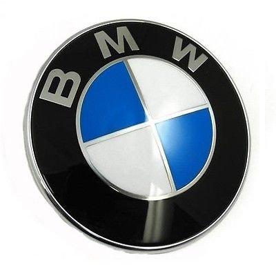Ersatzteil BMW Emblem Plakette Zeichen vorne 82mm