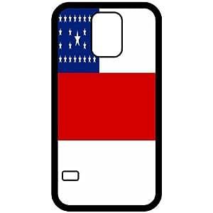 Amazonas Flag Black Samsung Galaxy S5 Cell Phone Case - Cover