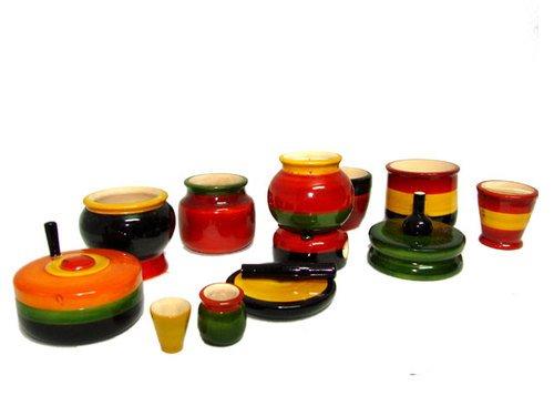 Buy Funwood Games Wooden Kitchen Set Toy For Girls Multicolor