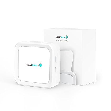 NWHEBET - Mini Impresora portátil multifunción (portátil, portátil ...