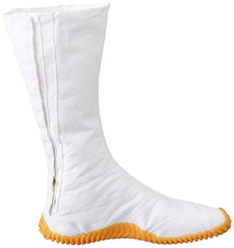 12 para Ninja Blanco Japon Zapatos Festival correr Directo Clips de Jikatabi Marugo wIHYEqE