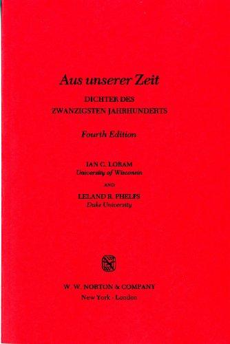Aus unserer Zeit (Fourth Edition)