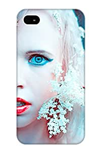 Exultantor Anti-scratch And Shatterproof Fashion Art Irbis Production Phone Case For Iphone 4/4s/ High Quality Tpu Case