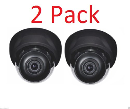 wennow 2 packs High Resolution Fisheye Optical lens 700TVL 0.1Lux Indoor Camera For Q-See DVR