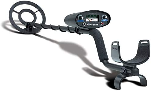 Bounty Hunter TK4 Tracker IV Metal Detector Renewed