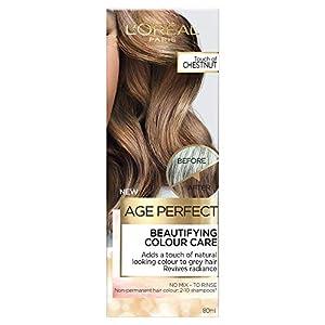 L 'Oreal Age - Castaño de cuidado de color perfecto
