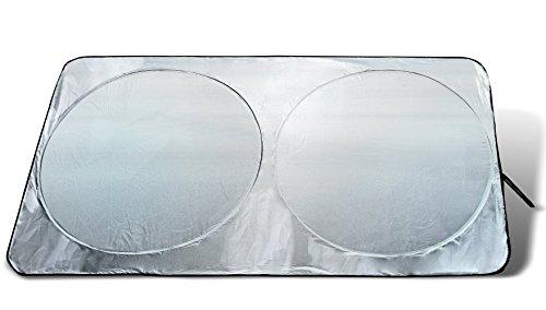 OxGord Windshield Sunshade Protects Rays product image