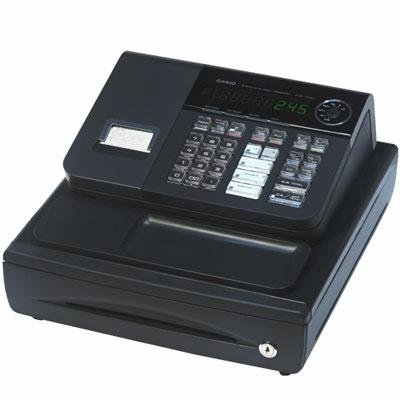 Cash Register w/ Thermal Print (Casio Thermal Print Cash Register compare prices)