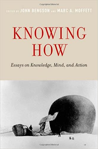 com knowing how essays on knowledge mind and action  knowing how essays on knowledge mind and action 1st edition