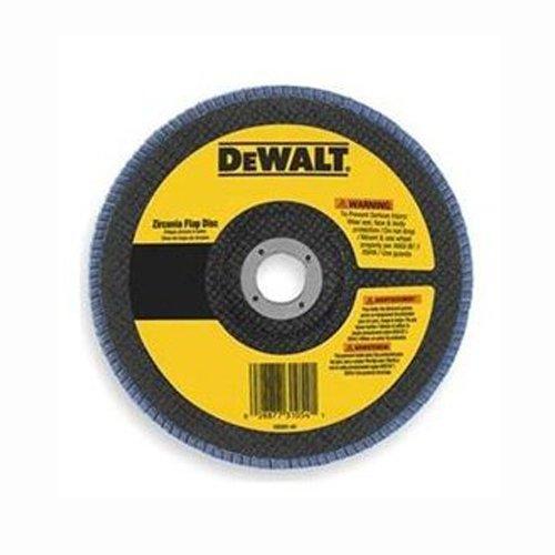DEWALT DWA8218H 7-Inch by 5/8-Inch-11 80 Grit