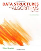 Data Structures and Algorithms in C++, 4th Edition Front Cover