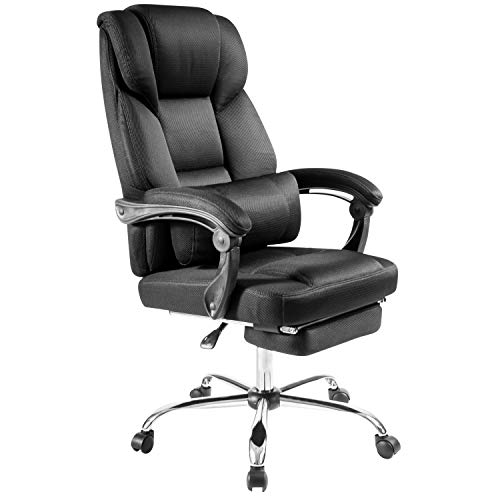 Merax Office Chair Executive Home Office Chair Racing Style Gaming Chair PU Leather Swivel Computer and Office Desk Chair (Green)