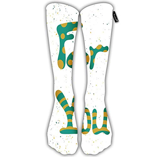 Randell Unisex Classic Knee High Over Calf Vintage Hipster Frame New York City Brooklyn Manhattan Queens Bronx Staten Island 3D Print Athletic Soccer Tube Cool Fun Party Cosplay Socks ()