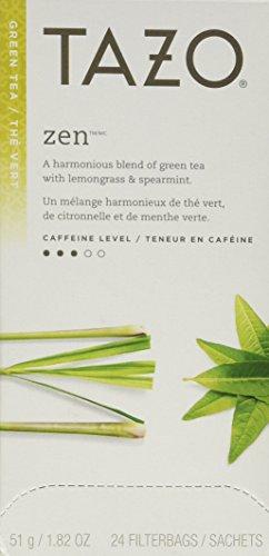 Tazo Lemon (Tazo Zen Tea, 24 Tea Bags)