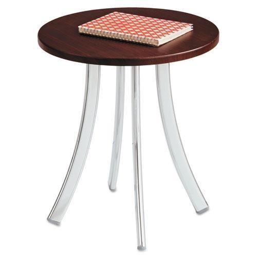 saf5098mh – Safco Decori木製サイドテーブル、ショート B00PZ9I73S