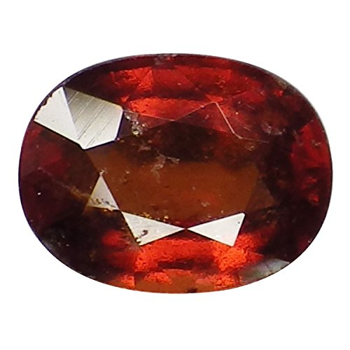 1.66 Ct. Natural Oval Orange Spessartine Garnet Loose Gemstone