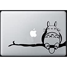 Totoro Branch Macbook Air-pro 11 13 15 17 Stickers,decal... [Electronics]