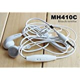 New Pacificdeals Mh410c earphone 3.5mm For Sony Xperia Z Z1 Z2 Z3 S P SP L M ZR T2 T3 C3 - White