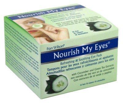 Fran Wilson Nourish My Eyes 36 Pads Green Tea & Cucumber (6 - Eye Med My