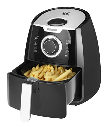 Kalorik Air Fryers (Kalorik AirFryers (Kalorik Black Airfryer with Dual Layer Rack))