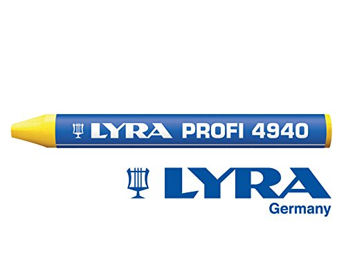 LYRA Reifenmarker - Reifenkreide gelb (4940007)