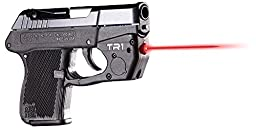 ArmaLaser Kel Tec P3AT P32 TR1 Super-Bright Red Laser Sight with Grip Activation