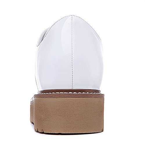Slip U White Anti Sneakers Inside MAC Flat Women Increased Shoes Iw7qvH