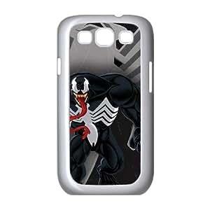 Samsung Galaxy S3 9300 Cell Phone Case White_Venom Gvwqa