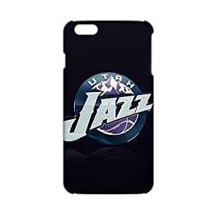 Cool-benz UTAH JAZZ nba basketball (3D)Phone Case for iPhone 6plus
