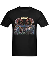 Men's Steppenwolf Album Skull T-shirt