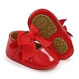 HsdsBebe Infant Baby Girls Mary Jane Flats Bow