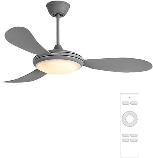 Diaodeng La lámpara del Ventilador de Techo de hélice con 3 ...