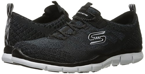 Skechers Women's Gratis And Chic Slip Sneakers 9.5 M