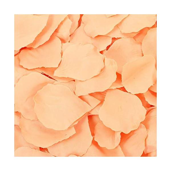 Koyal-Wholesale-Silk-Rose-Petals-Confetti-Peach-Bulk-1200-Pack-Wedding-Flowers-Table-Scatter-Rose-Petal-Aisle-Runner