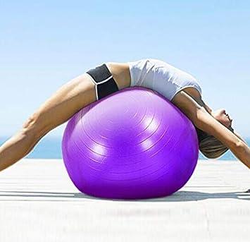 Powerdirect Swiss Ball - Balón de Fitness Gimnasia para ...