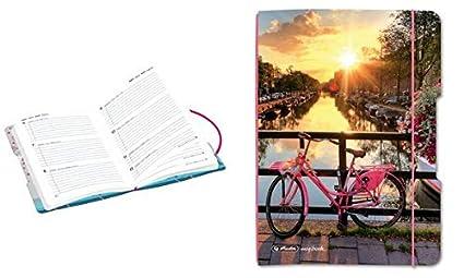 Herlitz 50022595 agenda personal Agenda escolar 2019/2020 ...