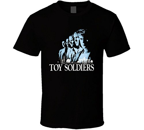 Toy Soldier Clothing (Toy Soldiers 90's Movie Retro T Shirt M)