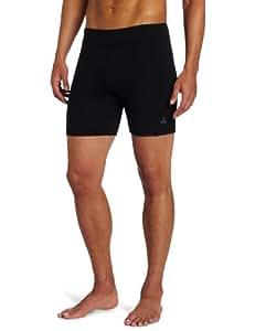prAna Men's JD Short, Black, Small