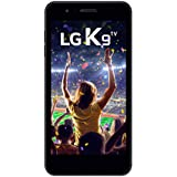 "LG K9TV, LM-X210BMW 5.0"", 16 GB, Preto"